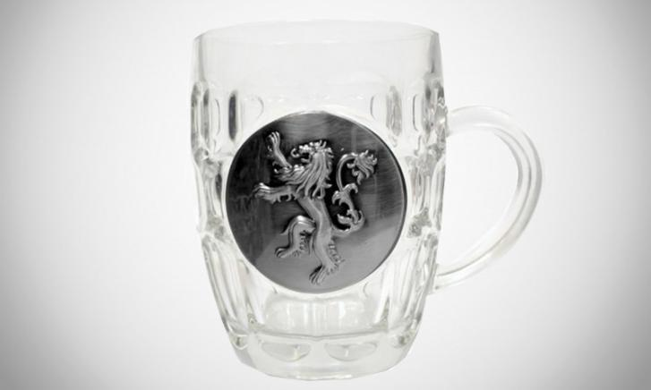 Game of Thrones Bierglas Lannister