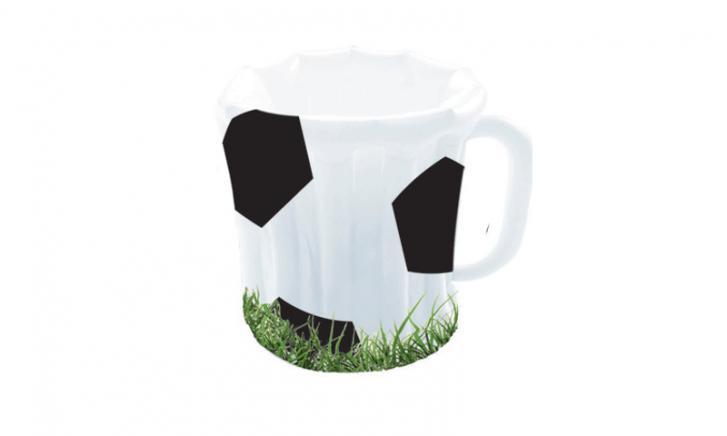 opblaasbare koeler voetbal