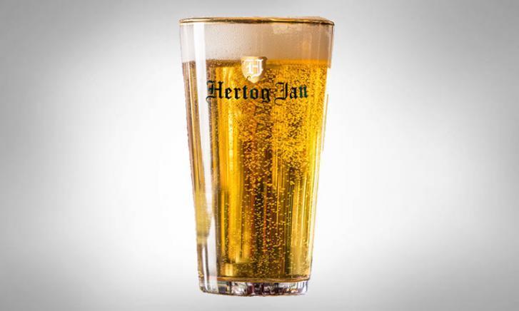 Beroemd Hertog Jan Bierglas | Vaasje 25cl | biernet.nl XW-49