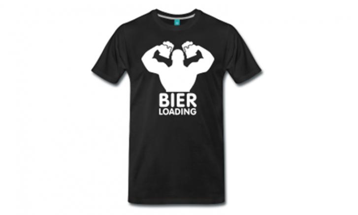 Bier Loading T-shirt