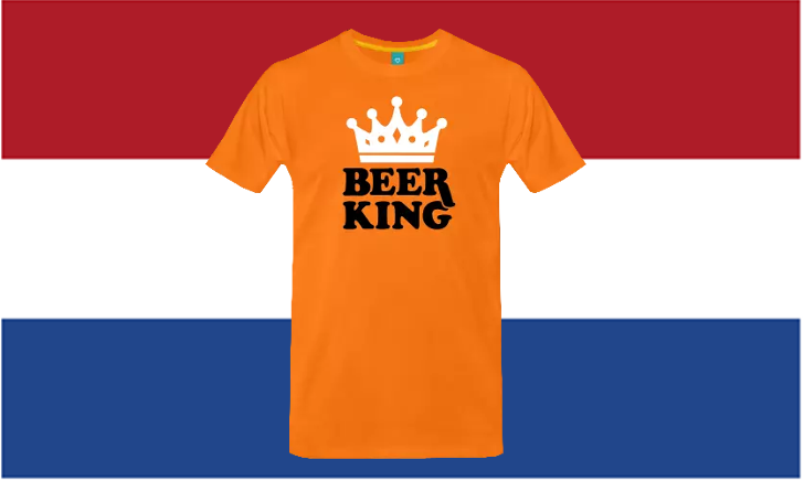 Beer King T-shirt
