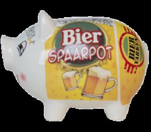 bier spaarpot