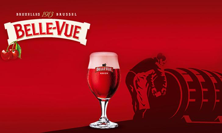 Kriek bierglas 25cl
