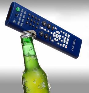 Afstandsbediening bieropener
