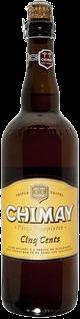 Tripel Chimay fles 0,75 liter