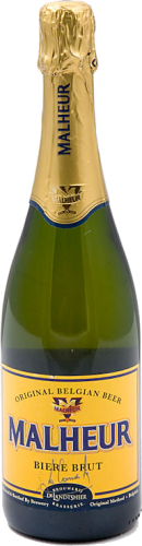 Malheur Brut fles á 0,75 liter
