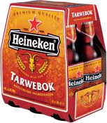 Heineken Tarwebok set van 6 flesjes á 0,30 liter