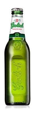 Grolsch flesje á 0,33 cl
