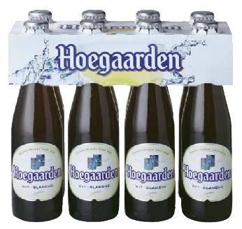 Hoegaarden Witbier 8 x 025 liter