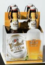 Grolsch Premium Weizen set van 4 flesjes á 0,45 liter