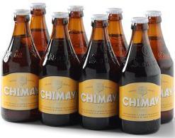 Chimnay tripel - Set van 8 flesjes bier