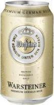 Warsteiner bier - blikje van 0,33 liter