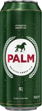 Palm blik van 0,50 liter