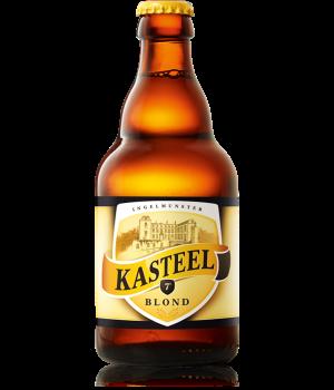 Kasteel blond flesje á 0,33 liter