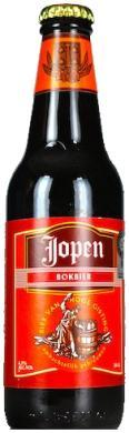 Flesje van Jopen 4 granen Bokbier