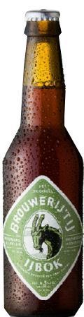 IJbok fles á 0,33 liter