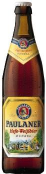Paulaner Weisse Dunkel fles á 0,50 liter