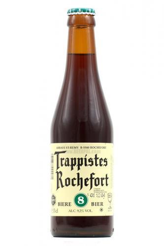 Rochefort Trappist 8 fles á 0,33 liter