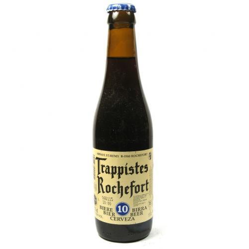 Rochefort Trappist 10 fles á 0,33 liter