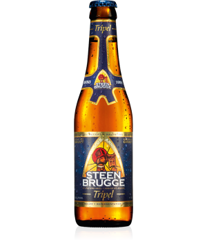 Steenbrugge Tripel fles á 0,33 liter