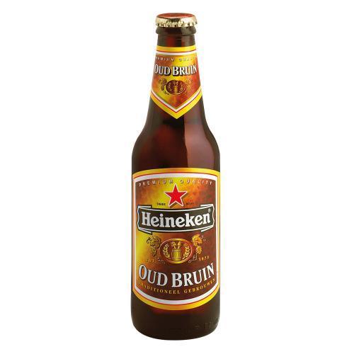 Heineken Oud Bruin fles á 0,30 liter