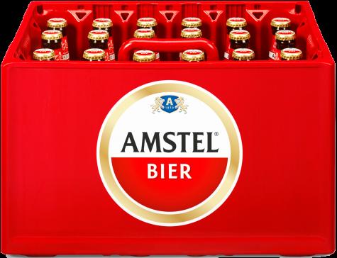 Amstel krat 18 flesjes