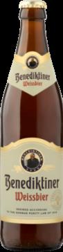 Benediktiner Weissbier fles 50cl