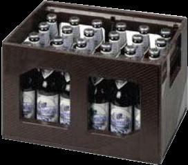 Hoegaarden Witbier krat van 24 flesjes á 0,30 liter