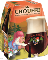 MC Chouffe set van 4 flesjes á 0,33 liter