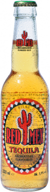 Red Mex Tequila Bier