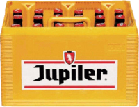 Jupiler krat van 24 flesjes á 0,25 liter