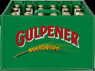 Gulpener krat van 24 flesjes á 0,30 liter