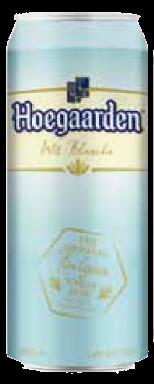 Hoegaarden witbier 0,50 liter