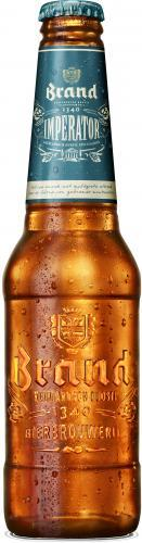 Brand Imperator fles á 0,33 liter