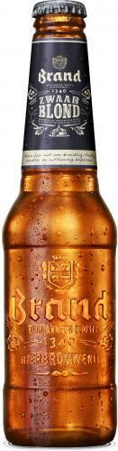brand zwaar blond fles á 0,30 liter