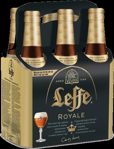 Leffe Royale set van 6 flesjes á 0,33 liter