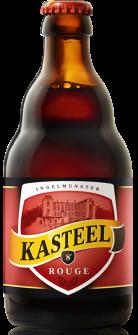 Kasteel rouge flesje á 0,33 liter