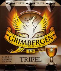 Grimbergen Triple set van 6 flesjes á 0,30 liter