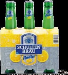 Schultenbräu set van 6 flesjes á 0,33 liter