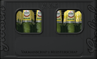 Grolsch Radler krat van  24 flesjes á 0,30 liter