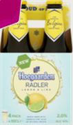 Hoegaarden Radler Lemon & Lime set van 4 flesjes á 0,30 liter