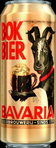 Bavaria Bok - Blik van 0,50 liter