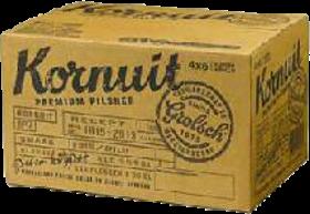Grolsch Kornuit doos met 24 flesjes à 0.30 liter