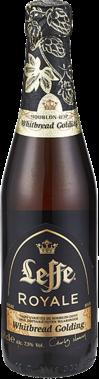 Leffe Royale Whitbread Golding fles á 0,33 liter