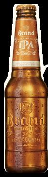 Brand IPA flesje van 0,33 liter