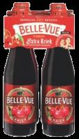 Belle-Veu Kriek set van 4 flesjes van 0,33 liter