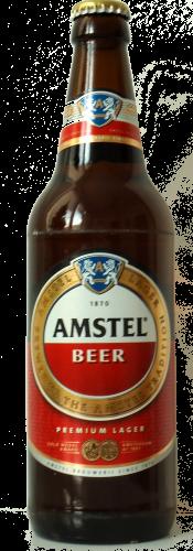 Amstel fles van 25 cl