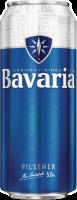 Bavaria Premium Pilsener blik van 0,50 liter