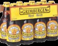 Grimbergen Blond set van 8 flesjes á 0,33 liter