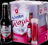 rose bier aanbieding